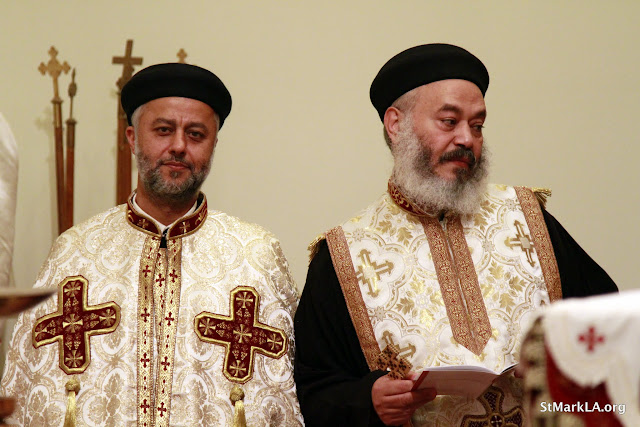 Rites of receiving Fr. Cyril Gorgy - _MG_0909.JPG