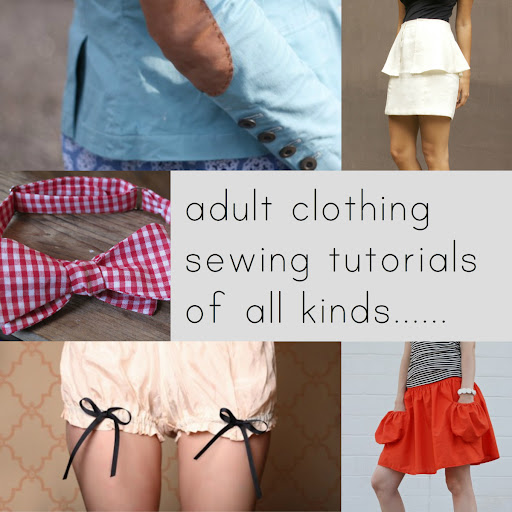 c56ec7ced6 All of the links below are to free sewing tutorials and patterns offered by  kind creatives all the over the web. Organized in alphabetical order by ...