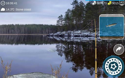 My Fishing World - Realistic fishing screenshots 23