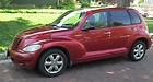 2003 CHRYSLER PT CRUISER TOURING EDITION~5 SPEED MANUAL~4 DOOR~ONE OWNER REPAIR