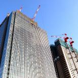 office buildings in Chiyoda in Chiyoda, Tokyo, Japan