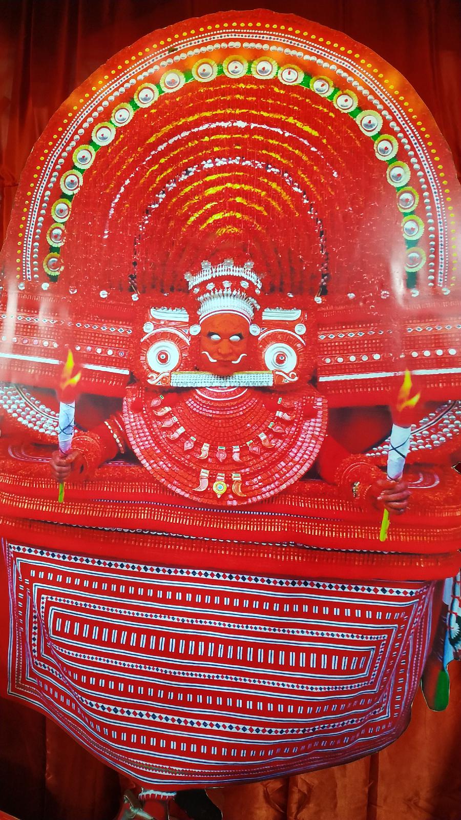 Shree Muchilottu Bhagavathi Theyyam