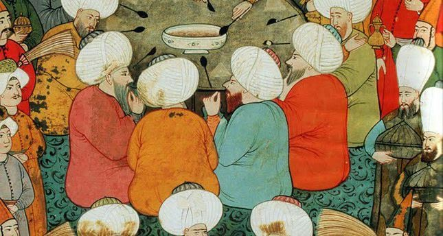 Ottoman Imperial Dinner