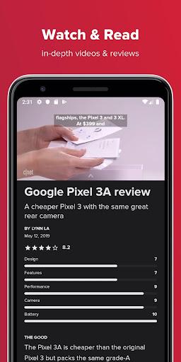 CNET: Best Tech News, Reviews, Videos & Deals 4.5.7 screenshots 5