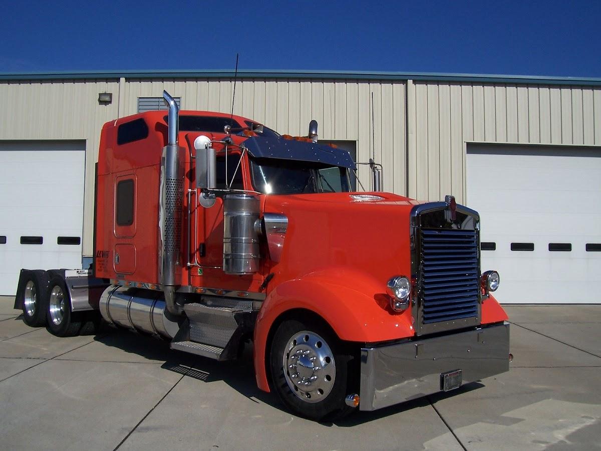 Kenworth W900L Truck