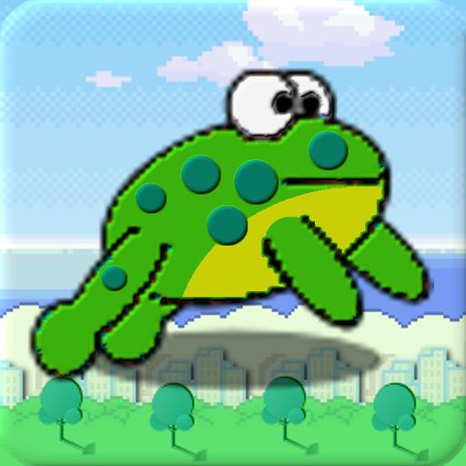 Poké Frog