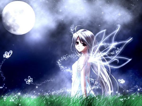 Anime Moon Angel, Angels 1