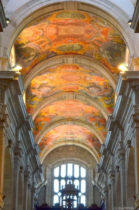 Sé Catedral de Lamego - Igreja-casa-mãe da Diocese de Lamego - Portugal (15)
