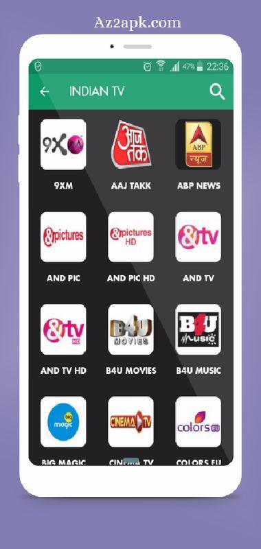 Rapid Streamz Live TV Original Apk Az2apk  A2z Android apps and Games For Free