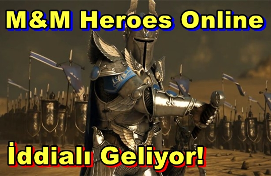 Might and Magic Heroes Online İddialı Geliyor!
