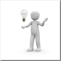 Intellectual capital light bulb