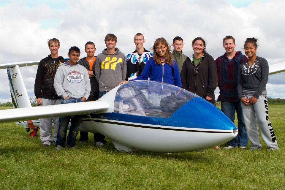Edmonton Soaring Camp Attendees