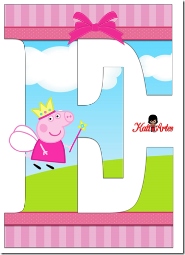 abecedario peppa pig blogcolorear com (5)
