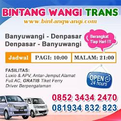 Travel Banyuwangi–Bali (PP) Harga Murah