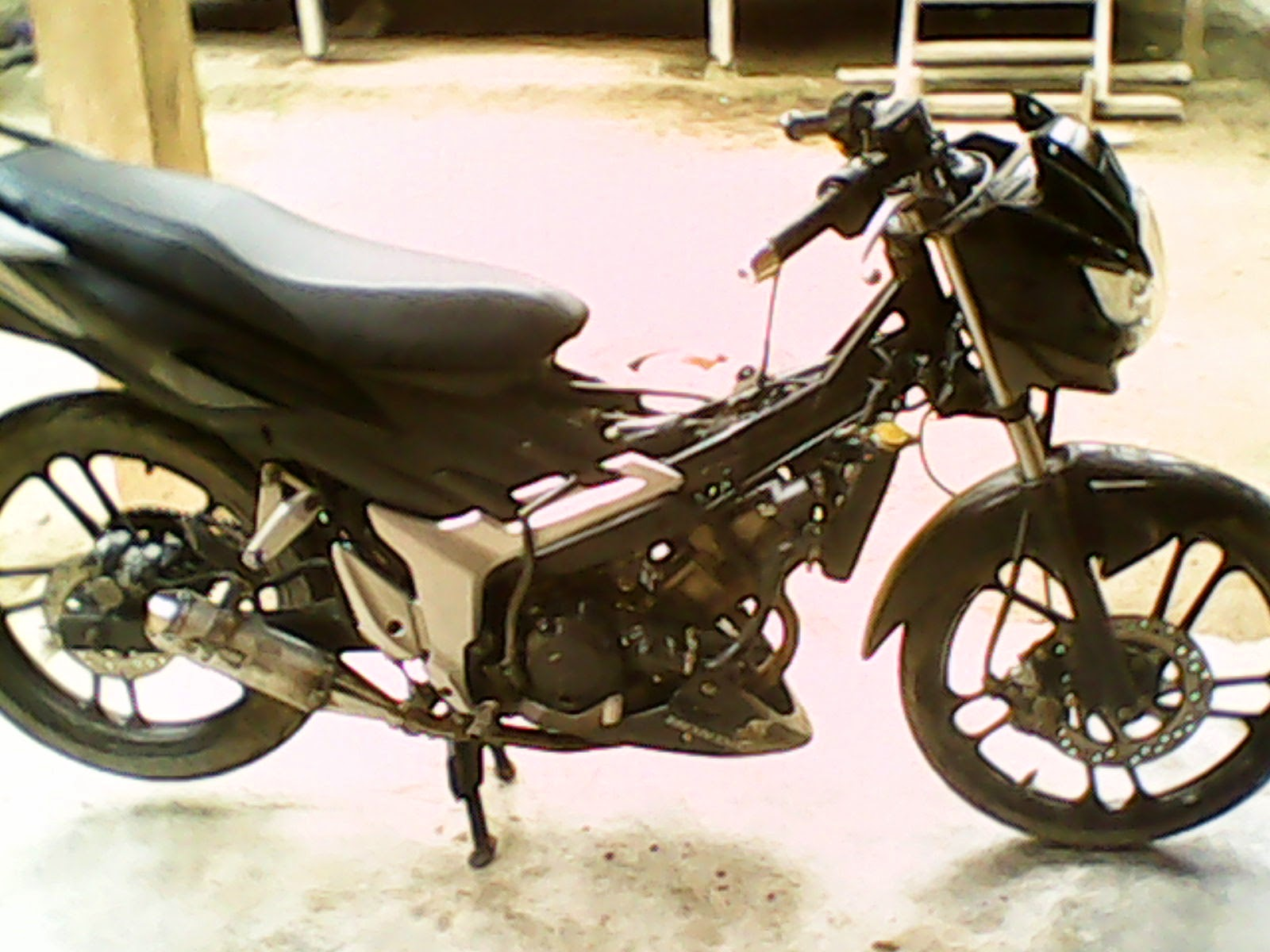 modifikasi fu 150