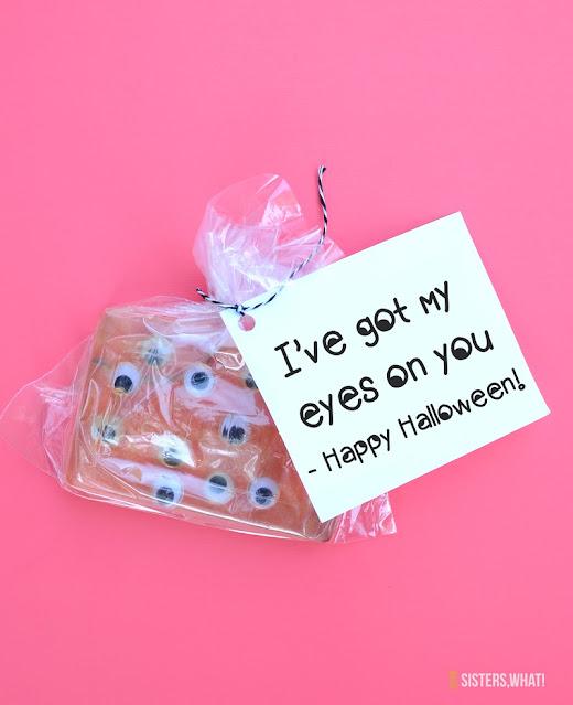 easy halloween gift idea