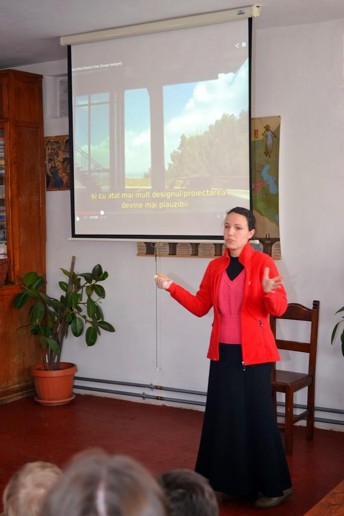 Despre evolutie, cu Elena Blanaru - 048