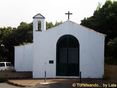 Ermita Virgen Carmen, Anaga, Tenerife