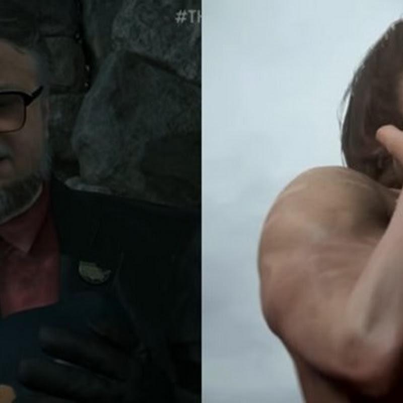 Etwas Unerwartetes passiert, wenn man die beiden Death Stranding Trailer nebeneinander betrachtet