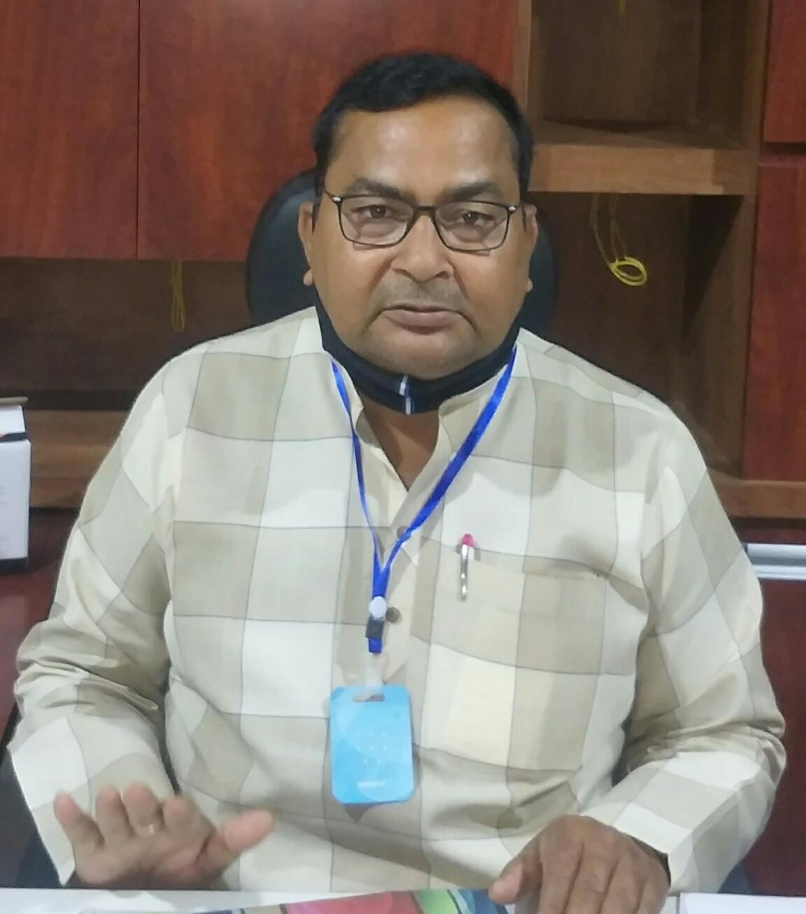 Arrah: सूबे में बीजेपी व लोजपा की सरकार बनी तो बेऊर जेल में होंगे नीतीश कुमार: भगवान सिंह