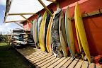 Tavole Disponibili presso il Guadalupe Surfcamp