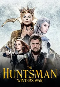 "alt=""If it's the Snow White tale you're looking for, discover the story that came before... Chris Hemsworth and Oscar-winner Charlize Theron return to their roles in the epic action-adventure The Huntsman: Winter's War, joined by Emily Blunt and Jessica Chastain. Theron stars as evil Queen Ravenna, who betrays her good sister Freya (Emily Blunt) with an unforgiveable act, freezing Freya's heart to love and unleashing in her an icy power she never knew she possessed. As war escalates between the two queens, Eric the Huntsman (Chris Hemsworth), and his forbidden lover, Sara (Jessica Chastain), must help Freya vanquish her sister... or Ravenna's wickedness will rule for eternity.   CAST AND CREDITS  Actors Chris Hemsworth, Charlize Theron, Emily Blunt, Nick Frost, Sam Claflin, Rob Brydon, Jessica Chastain  Producers Joe Roth  Director Cedric Nicolas-Troyan  Writers Evan Spiliotopoulos, Craig Mazin"""