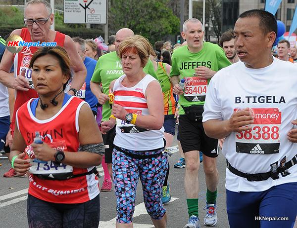 नेपाली धावक तिगेलाले ३ लाख उठाए, बेलायती धावकले दौडदा दौडदै ज्यान गुमाए