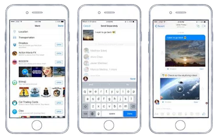 dropbox-facebook-messenger