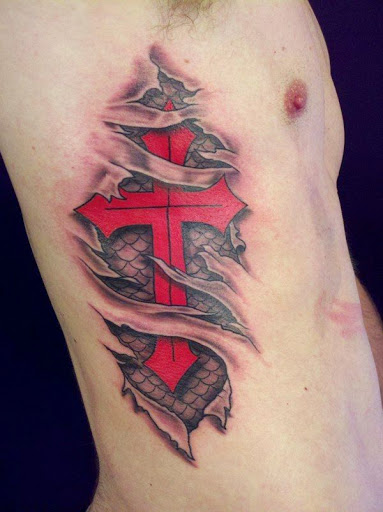 52 Best Cross Tattoos Designs And Ideas