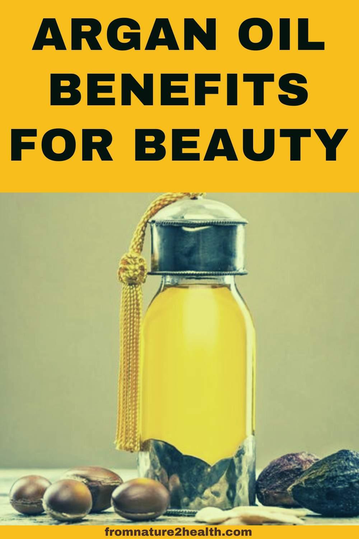 Argan Oil Benefits For Beauty