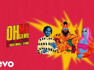 Download Music Mp3:- Mr Eazi And Major Lazer Ft Nicki Minaj, And K4mo – Oh My Gawd