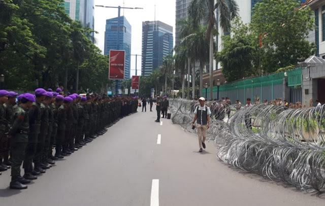 Tak Segera Maaf Kasus Natuna, Menwa Jayakarta Serukan Sweeping Aset & WNA China