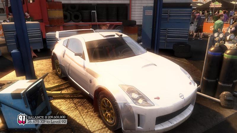 รายการรถกลุ่ม Rally ใน DiRT2 350-06