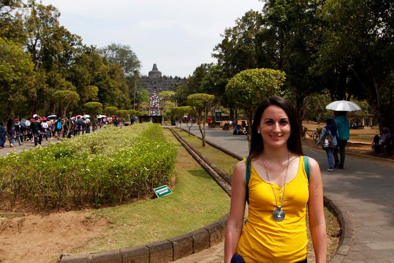 Primera impresión de Borobudur