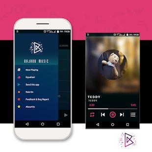 Bajaoo Music Player - náhled