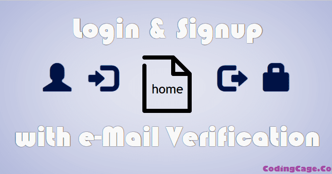 Login Registration with Email Verification, Forgot Password using