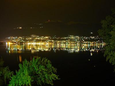 Nightview auf Locarno