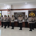 Kapolda Aceh Pimpin Sertijab Sejumlah PJU Polda Aceh Dan Kapolres