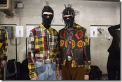 64 PALM ANGELS FW 18-19 - Backstage images