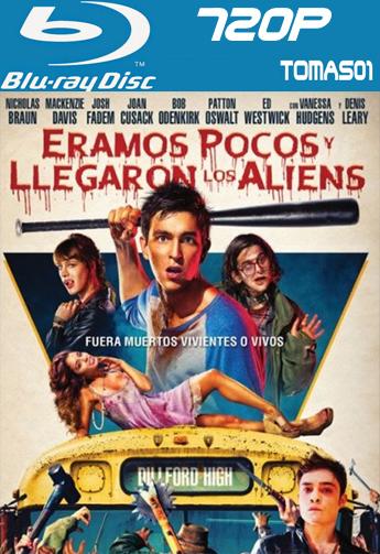 Éramos pocos y llegaron los aliens (2015) (BRRip) BDRip m720p