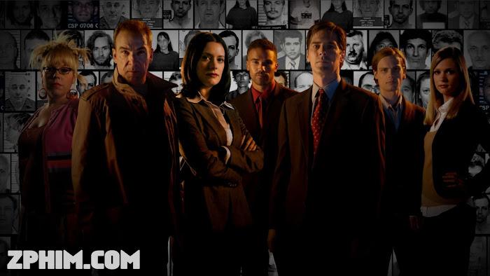 Ảnh trong phim Hành Vi Phạm Tội 2 - Criminal Minds Season 2 1