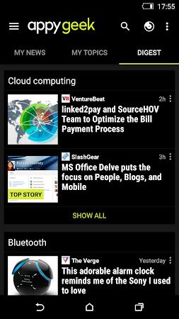 """Appy Geek -€"""" Tech news 5.1.3 screenshot 50248"""