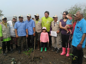 Southern Manjung Mangrove Tree Planting (CrE)
