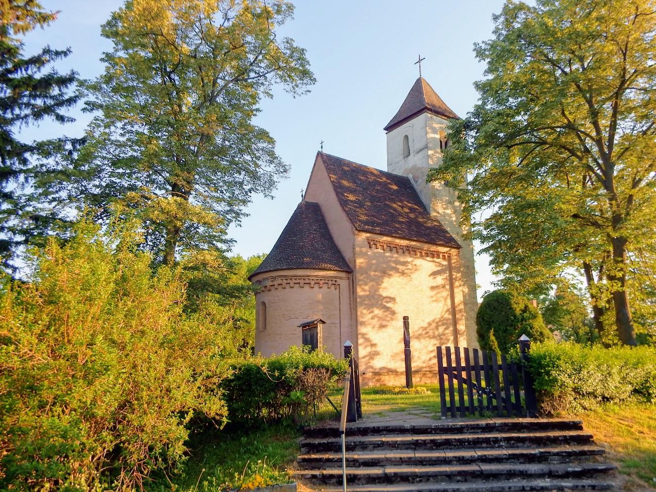 Csempeszkopács - Szent Mihály Főangyal rk. templom