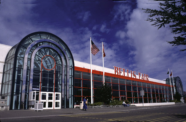 More than 150 shops, including several large department stores, a food court, and a six-plex theater, the Bellis Fair Mall is a popular shopping spot in Bellingham.Credit: Jon Brunk