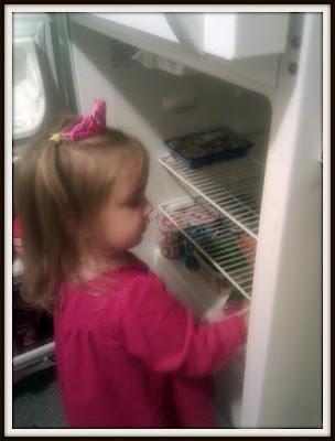 POD: Helping Mommy