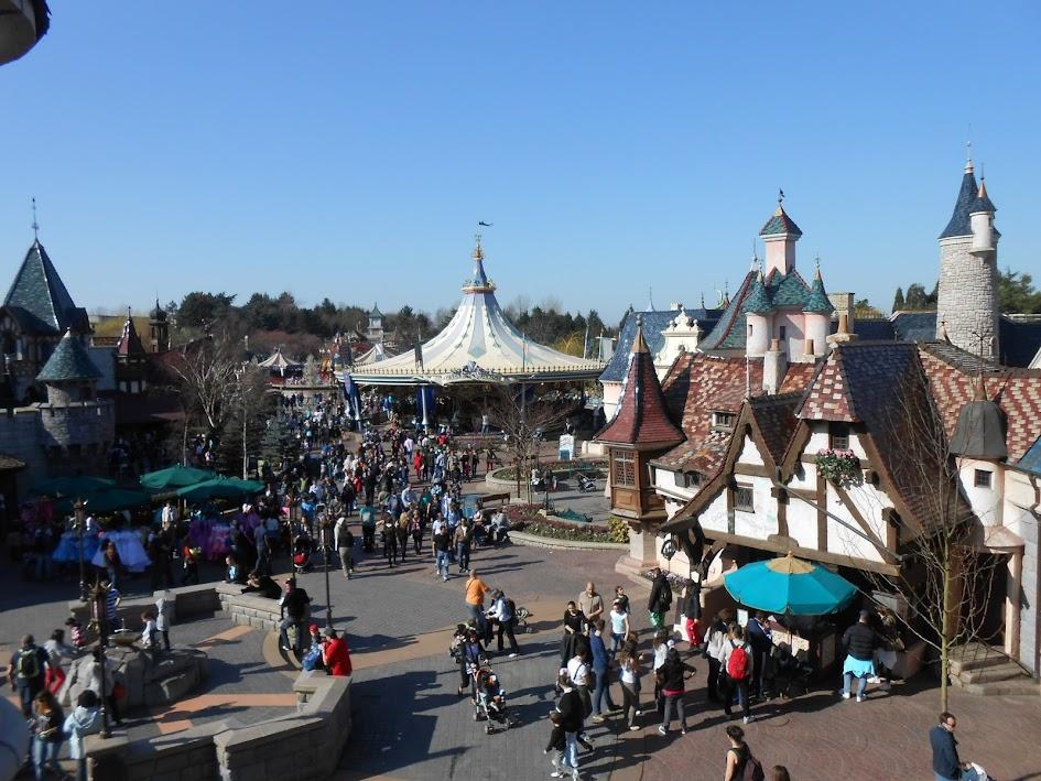 New-York, New-York......un séjour extraordinaire!!!!!!!!!!!!! Disneyland2014_60
