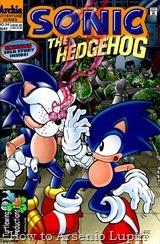 Actualización 18/05/2017: Nuevo numero del héroe azul numero 1 de los videojuegos y los comics por Tonyv444 para The Tails Archive.