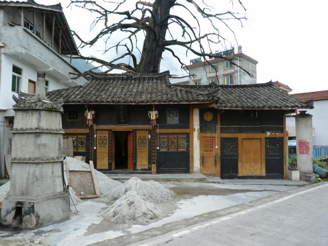 CHINE SICHUAN.KANDING , MO XI, et retour à KANDING fête du PCC - 1sichuan%2B1617.JPG