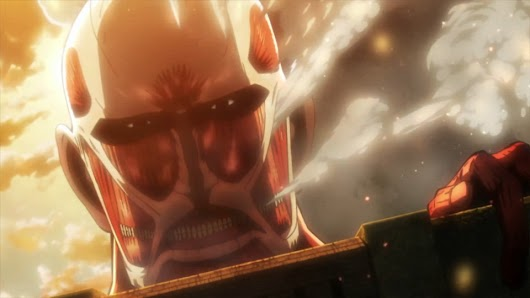 yadyn: Anime Review: Shingeki no Kyojin